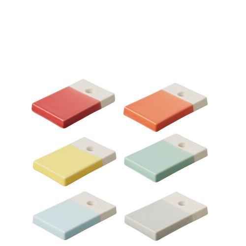 Revol Color Lab Zestaw tacek, 6 szt.