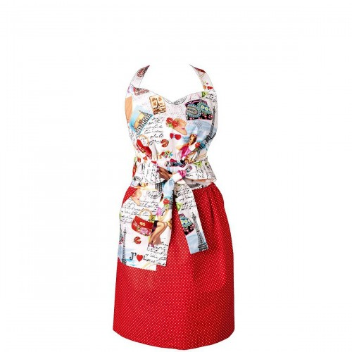 Mavia Rania Powrót z Paryża Apronessa jak sukienka
