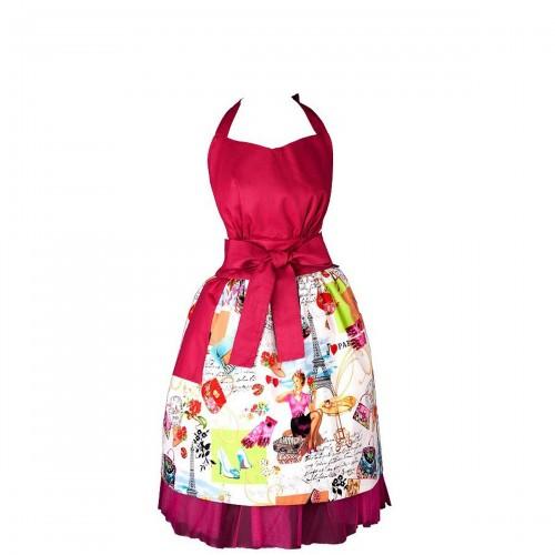 Mavia Grace Apronessa jak sukienka z tiulem