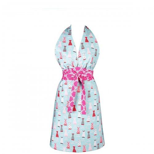 Mavia Tamar Paryska Moda Apronessa jak sukienka