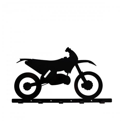 Briso Design Motocykl Cross wieszak na ubrania
