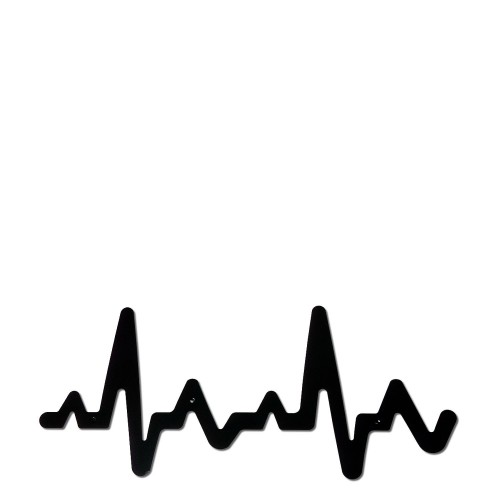 Briso Design EKG wieszak na ubrania