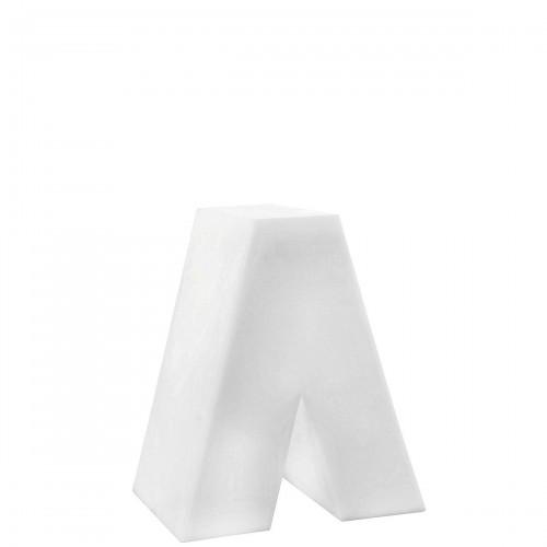 Monumo A lub V pojedyncza literka dekoracyjna