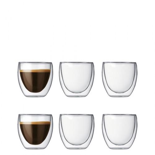 Bodum Pavina komplet szklanek, 6 szt