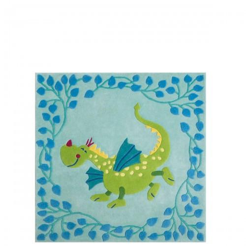 Haba Dragon dywan dziecięcy wełniany