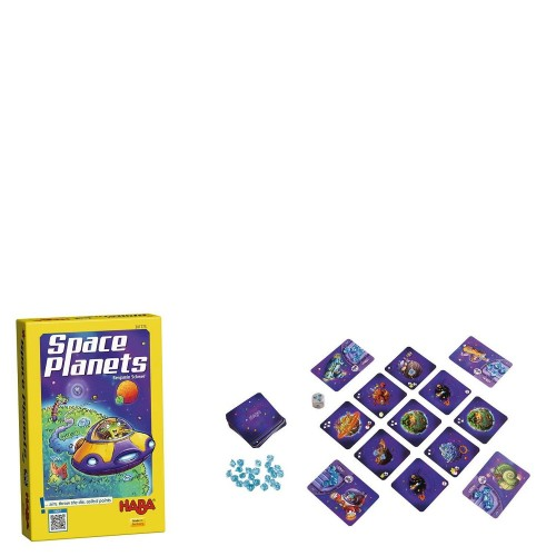Haba Space Planets Gra