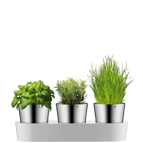 WMF Gourmet zestaw 3-ech doniczek na zioła