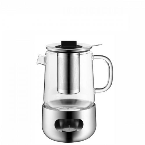 WMF SensiTea zaparzacz do herbaty z podgrzewaczem