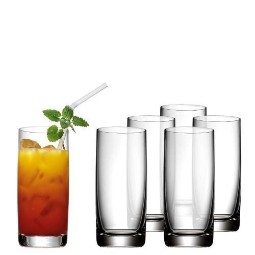 WMF Easy Zestaw 6 szklanek do long drinków