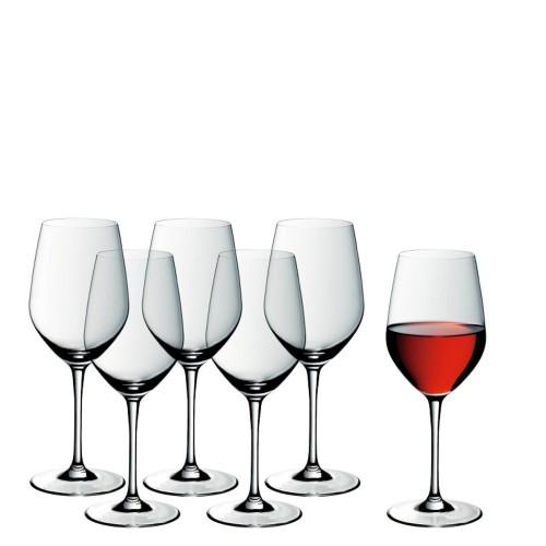 WMF Easy Zestaw kieliszków do czerwonego wina,2 szt.
