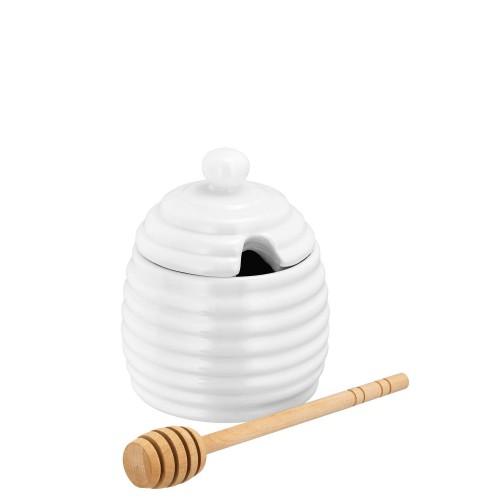 Judge Table essentials Pojemnik na miód z łyzeczką