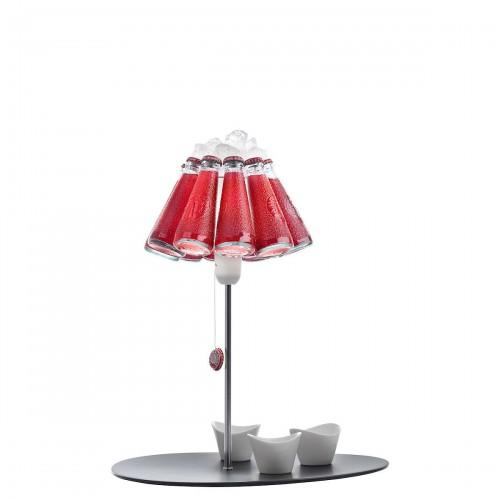 Ingo Maurer Campari Bar lampa stołowa