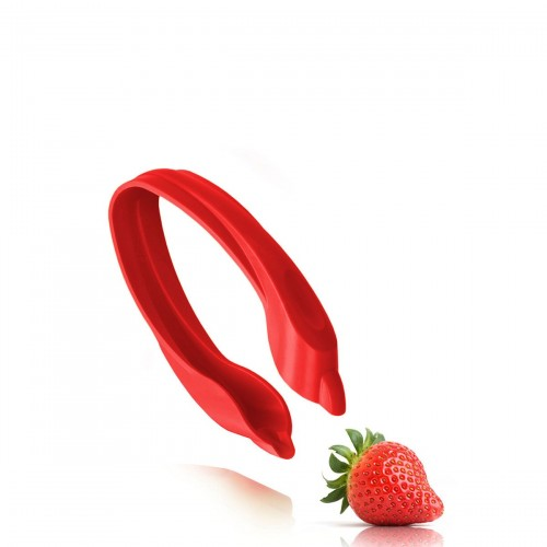 Tomorrows Kitchen Strawberry Huller szczypce do szypułek