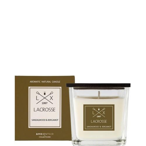 LACROSSE Sandalwood&bergamot Świeca zapachowa