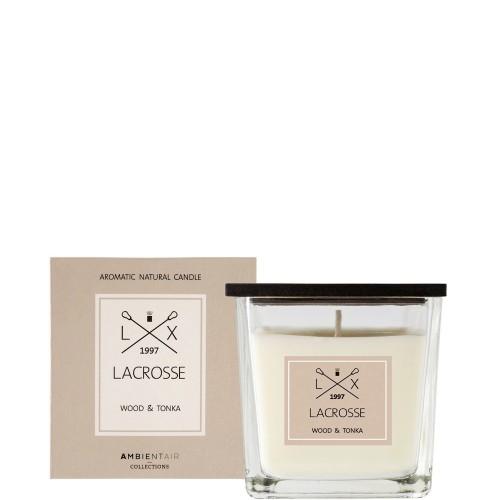 LACROSSE Wood&tonka Świeca zapachowa