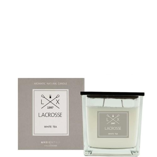 LACROSSE WHITE TEA Świeca zapachowa
