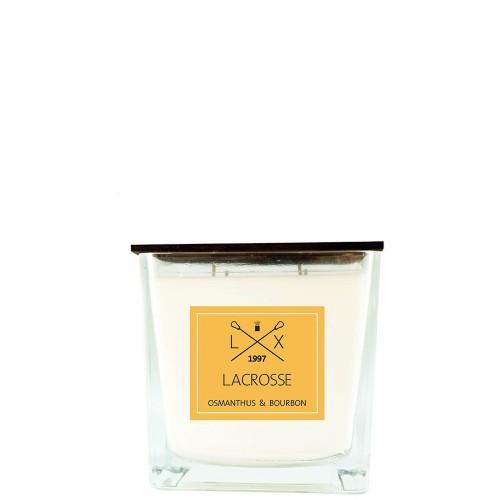 LACROSSE OSMANTHUS & BOURBON Świeca zapachowa