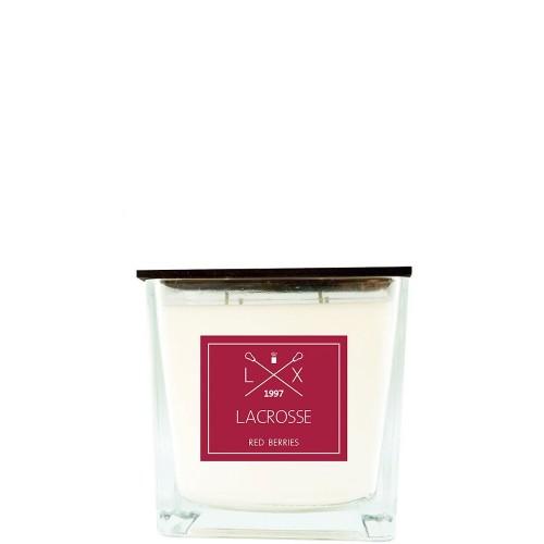 LACROSSE RED BERRIES Świeca zapachowa