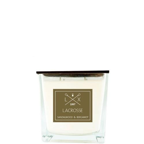 LACROSSE SANDALWOOD & BERGAMOT Świeca zapachowa