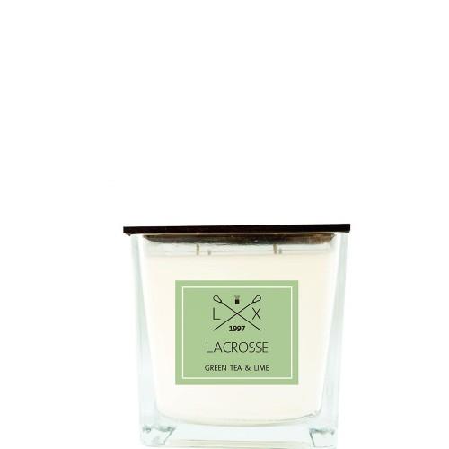 LACROSSE GREEN TEA & LIME Świeca zapachowa