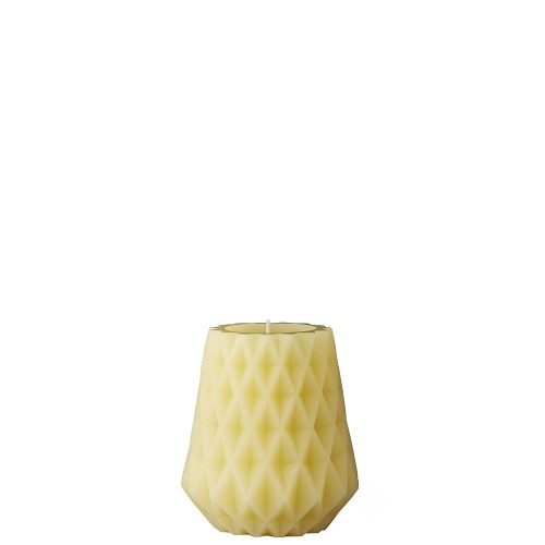 Lene Bjerre Mellow Carved Candle Świeca