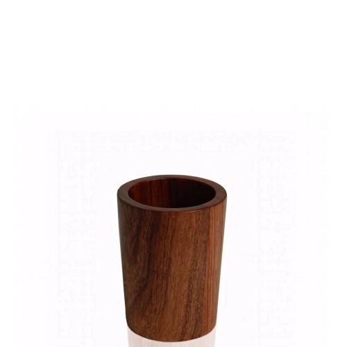 Move Acacia Wood Kubek łazienkowy