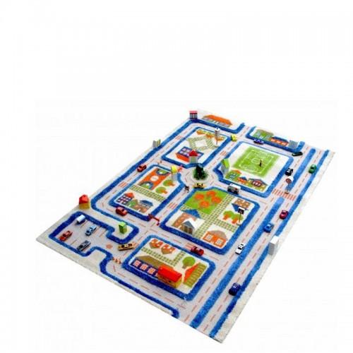 IVI Carpets Miasto zabaw Dywan 3D