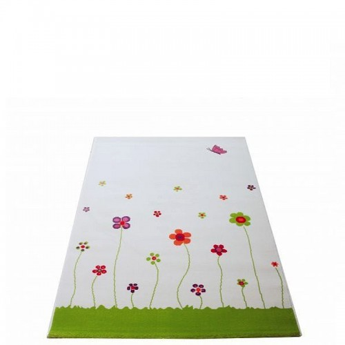 IVI Carpets Wiosenne kwiaty Dywan Soft Play - kremowy