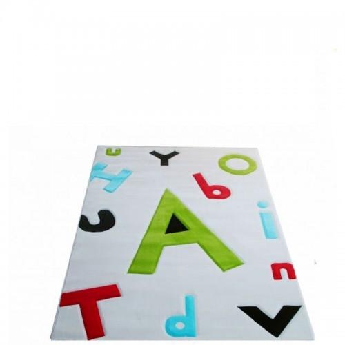 IVI Carpets Alfabet Dywan Soft Play