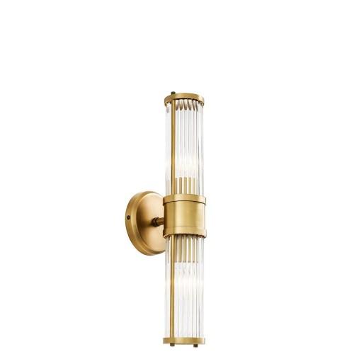 Eichholtz Claridges Double lampa ścienna