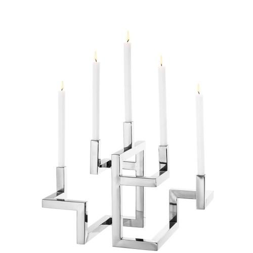 Eichholtz Skyline świecznik pięcioramienny
