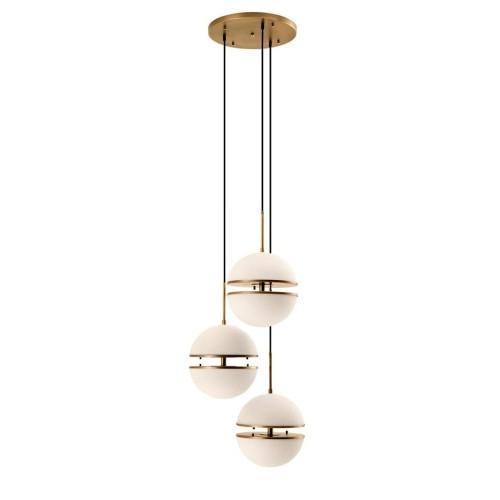 Eichholtz Spiridon Triple lampa wisząca