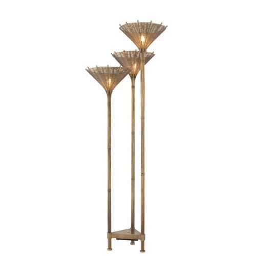 Eichholtz Kon Tiki Triple lampa podłogowa