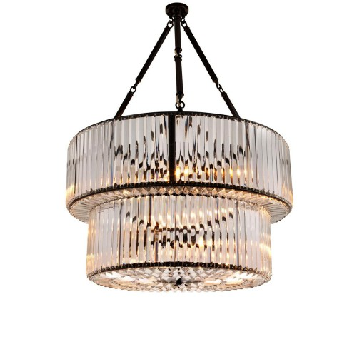 Eichholtz Infinity Double lampa wisząca