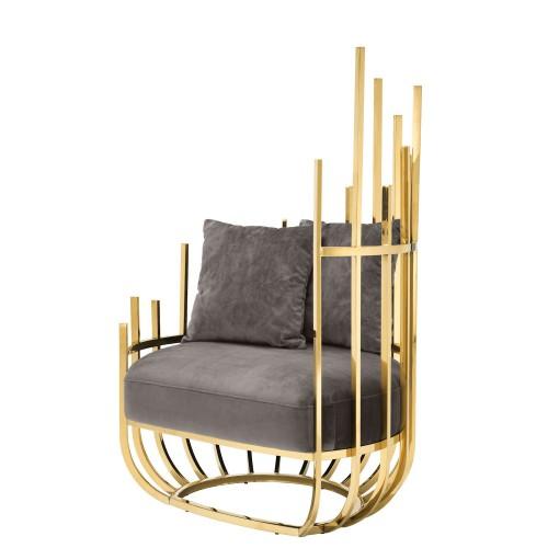 Eichholtz Chair Santorini fotel