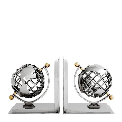 Eichholtz Globe ogranicznik, 2 szt