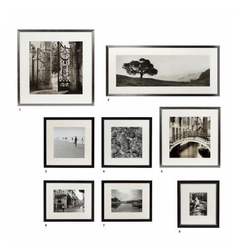 Eichholtz Travelling EC171 zestaw 8 fotoobrazów
