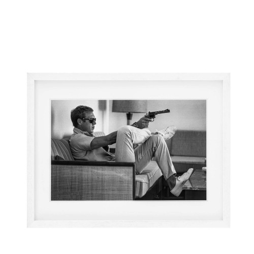 Eichholtz Steve McQueen takes Aim EC246 fotoobraz
