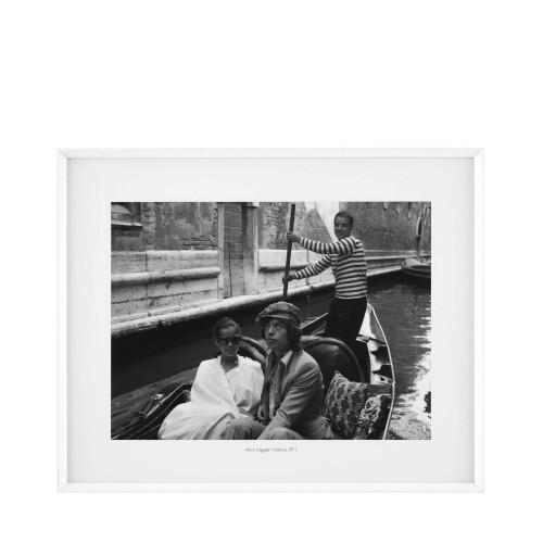 Eichholtz Mick Jagger Venice 1971 fotoobraz