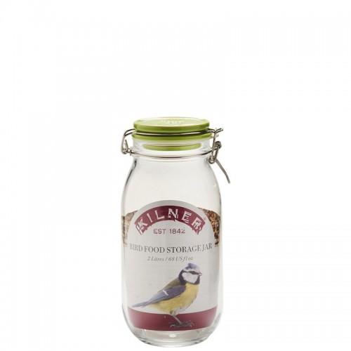 Kilner Pet Food Storage Jars słoik na karmę dla ptaków