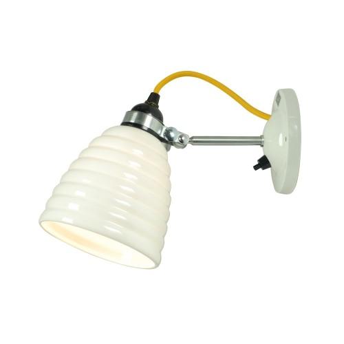 Original BTC Hector Bibendum Yellow lampa ścienna, kinkiet