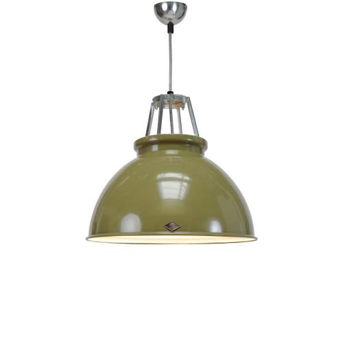 Original BTC Titan Size 3 Pendant Bronze Interior lampa wisząca