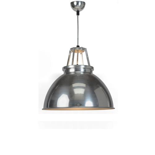Original BTC Titan Size 3 Pendant Etched Glass lampa wisząca
