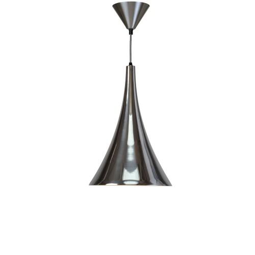 Original BTC Trump Polished Aluminium Pendant Lampa wisząca