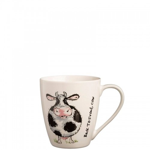 PRICE & KENSINGTON Back To Front Cow Mug kubek