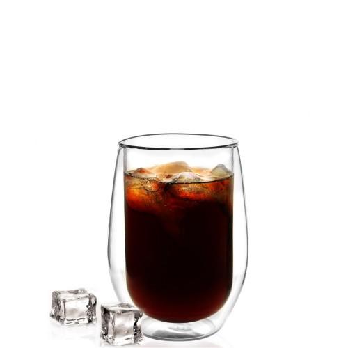 Vialli Design Amo szklanka z podwójną ścianką