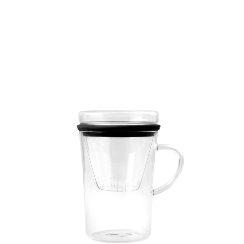 Vialli Design Amo szklanka z zaparzaczem