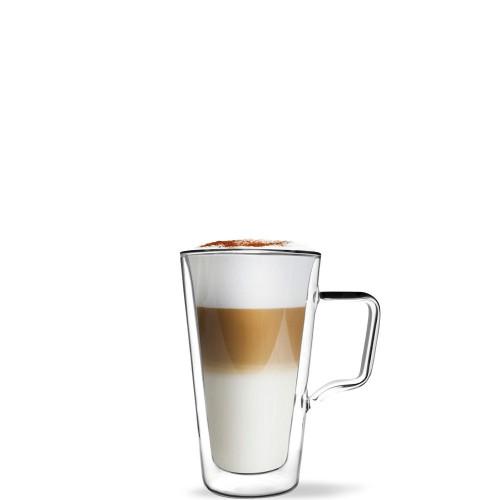 Vialli Design Diva Komplet 2 szklanek do latte