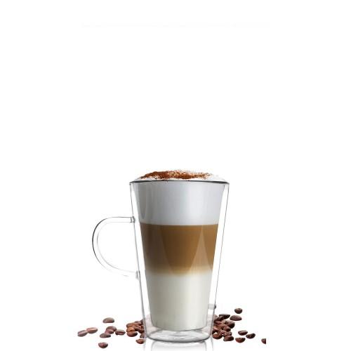 Vialli Design Amo Szklanka do latte z podwójną ścianką