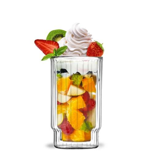 Vialli Design Lungo komplet 2 pucharków do deserów